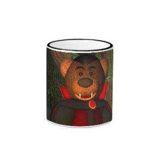 Dinky Bears Little Dracula Ringer Mug