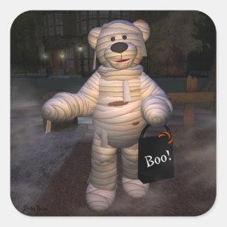 Dinky Bears Little Mummy Sticker
