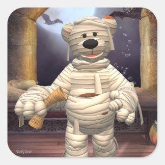 Dinky Bears Little Mummy Stickers
