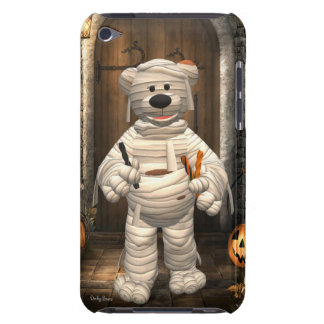 Dinky Bears Little Trick or Treat Mummy iPod Touch Cases