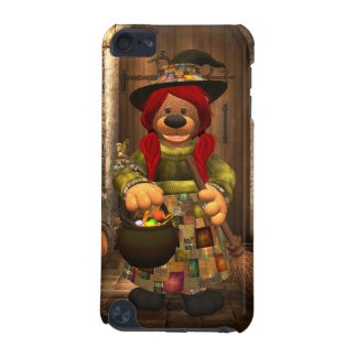 Dinky Bears Little Trick or Treat Witch iPod Touch (5th Generation) Cases