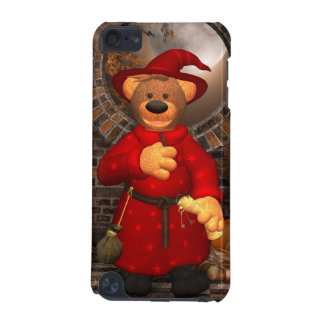 Dinky Bears Little Trick or Treat Wizard iPod Touch (5th Generation) Cases