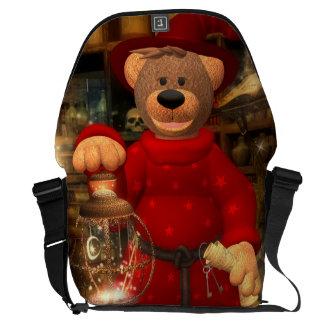 Dinky Bears: Little Wizard Commuter Bag