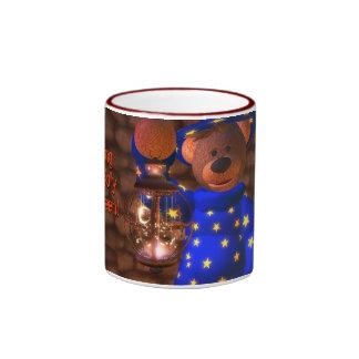 Dinky Bears Little Wizard Coffee Mugs