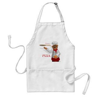 Dinky Bears Pizza Baker Standard Apron