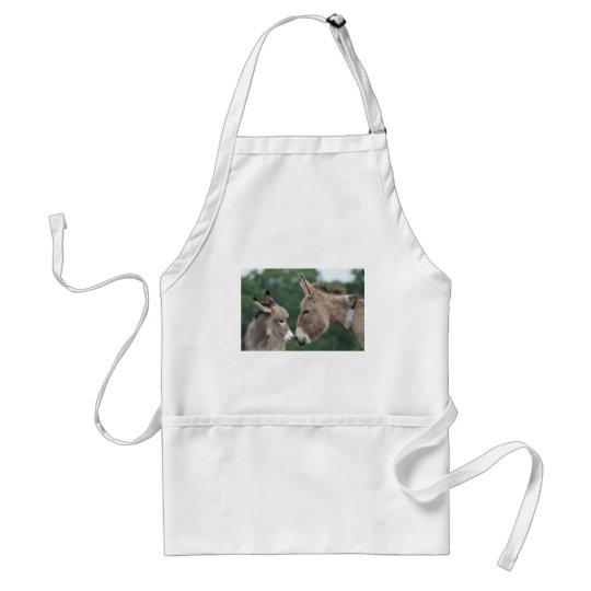 Dinky donkey standard apron