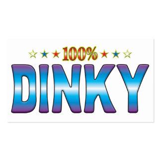 Dinky Star Tag v2 Business Card Template