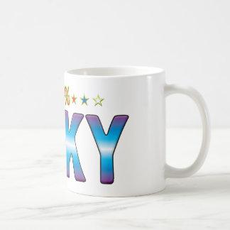 Dinky Star Tag v2 Mug