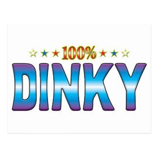 Dinky Star Tag v2 Postcard