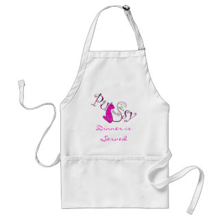 Dinner is Served - Phat Kok Clothing Co. Standard Apron