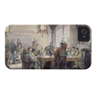 Dinner Party at a Mandarin's House, from 'China in Case-Mate iPhone 4 Cases