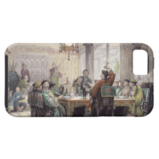 Dinner Party at a Mandarin's House, from 'China in iPhone 5 Case
