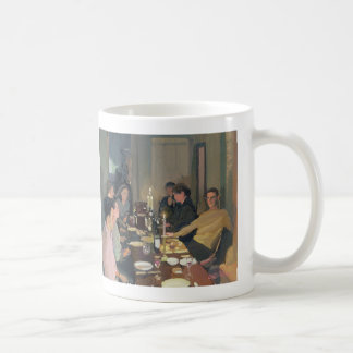 Dinner Party Coffee Mug