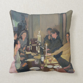 Dinner Party Cushion