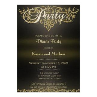 Dinner Party | Modern Elegance Card