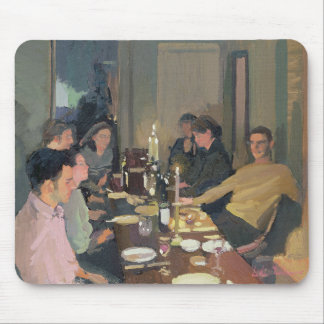 Dinner Party Mouse Pad