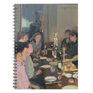 Dinner Party Notebooks