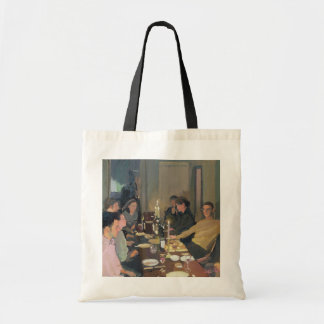 Dinner Party Tote Bag