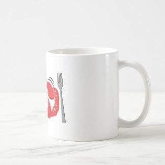 Dinner Reservations Basic White Mug