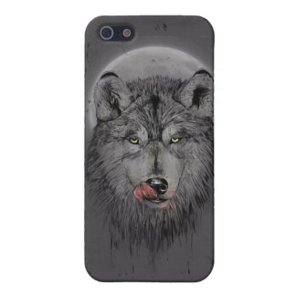 Dinner time (dark version) iPhone 5/5S cover