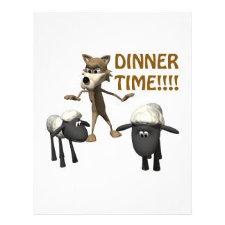 Dinner Time Flyer