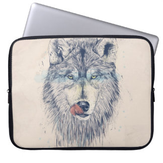Dinner time laptop sleeve