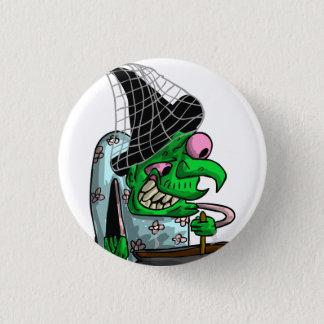 Dinnerlady Witch 3 Cm Round Badge