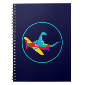 Dino Aviator Notebooks