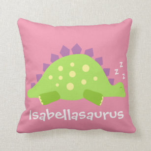 Dinosaur Cushions Decorative Amp Throw Cushions Zazzle Uk