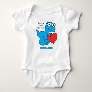 Dino Baby Jersey Bodysuit 2