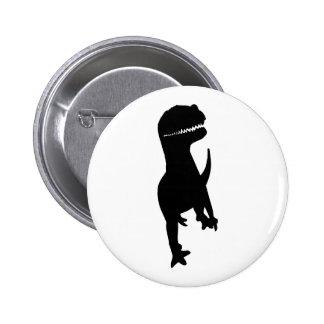 Dino beginner's all-purpose symbolic instruction c 6 cm round badge