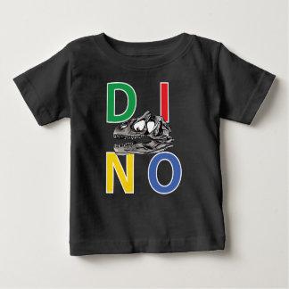 DINO - Black Baby Fine Jersey T-Shirt