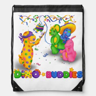 Dino-Buddies™ BackPack – Pinata Scene