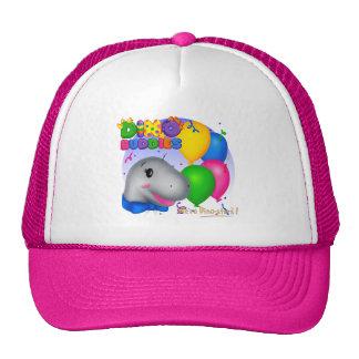 Dino-Buddies™ Baseball Cap – Baxter w/Balloons Sce Trucker Hat