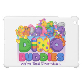 Dino-Buddies™ iPad Mini Hard Case –Always Together iPad Mini Cover