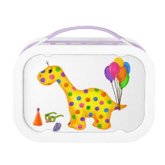 Dino-Buddies™ Lunch Box - Rollo™ w/Balloons