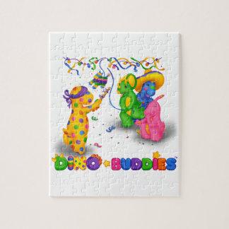 Dino-Buddies™ Puzzle – Pinata Scene
