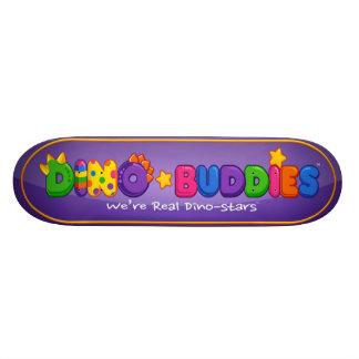 Dino-Buddies™ Skateboard - DB Logo 2