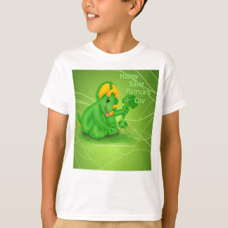 Dino-Buddies™ St. Patrick's Day T-Shirt - Trey™