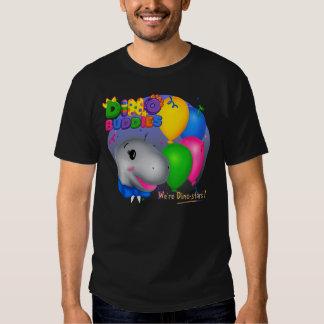 Dino-Buddies™ T-Shirt – Baxter w/Balloons Scene
