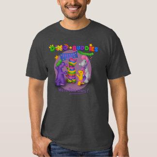 Dino-Buddies™ T-Shirt – Fiesta Scene