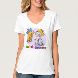 Dino-Buddies™ T-Shirt – Mariachi Scene