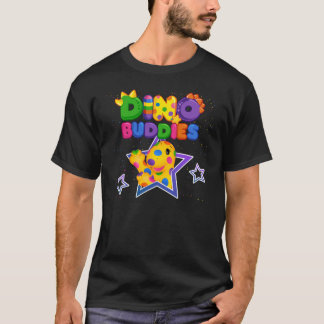 Dino-Buddies™ T-Shirt – Rollo w/Star Scene