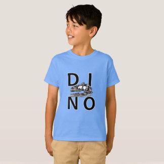 DINO - Carolina Blue Kids' Hanes TAGLESS® T-Shirt