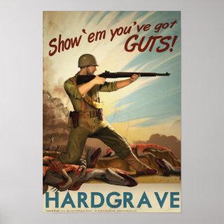 Dino D-Day: Hardgrave Poster