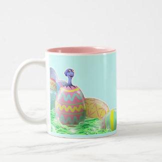 Dino Easter Mug