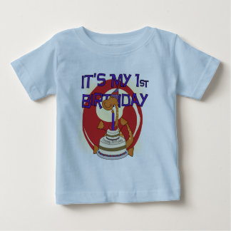 Dino First Birthday Tshirts and Gifts