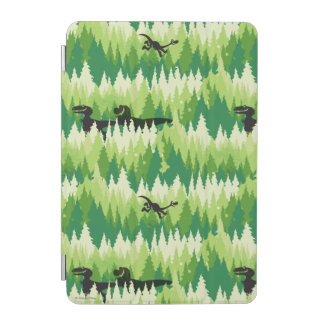 Dino Forest Pattern iPad Mini Cover
