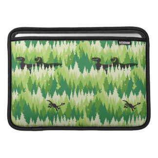 Dino Forest Pattern Sleeve For MacBook Air