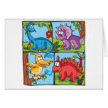 Dino Friends Stationery Note Card